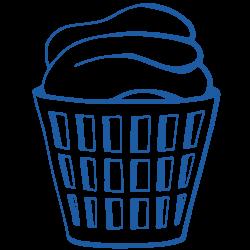 laundry hampter